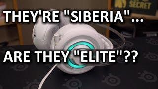 Steelseries Siberia Elite Headset