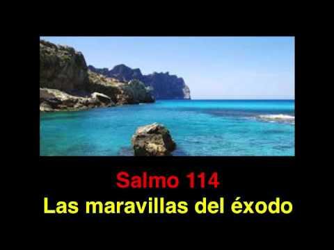 Resultado de imagen para Salmo 114 (113 A)