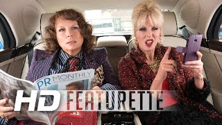 Absolutely Fabulous: The Movie | Making Of | Official HD Featurette 2016