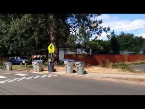 Looking around Tigard, Oregon; exploration of a Portland Metropolitan city