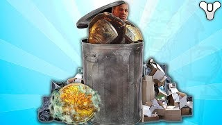 Destiny 2 - Iron Banner Review - WHY IT'S TRASH!!