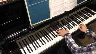 Before Dawn (Isaac Shepard) on Piano