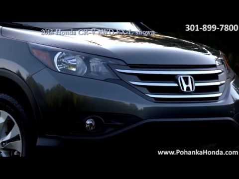 Honda Capitol Heights >> New 2013 Honda Cr V Safety Washington Dc Md Capitol Heights Md Pohanka Honda Washington Dc Honda