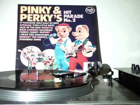 Pinky and Perky's Hit Parade No.2