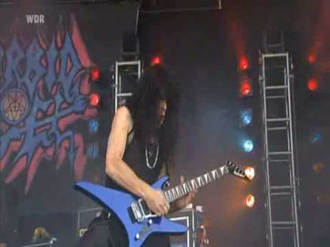 Morbid Angel - Maze of torment (wacken06)