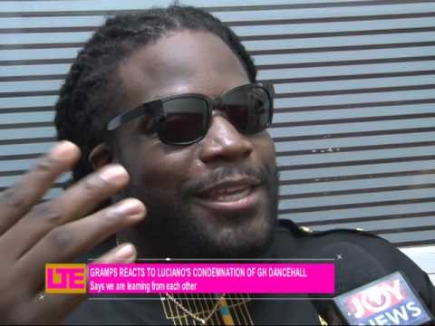 Ghanaian dancehall acts don't copy Jamaicans - Gramps Morgan