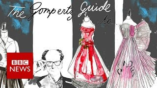 Three ways Dior changed fashion forever - BBC News