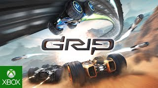 GRIP: Combat Racing - Out Now on Xbox One!