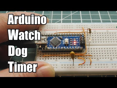 Arduino Watch Dog Timer  / AVR