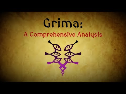 Grima: A comprehensive Analysis [Fire Emblem Echoes and Awakening]