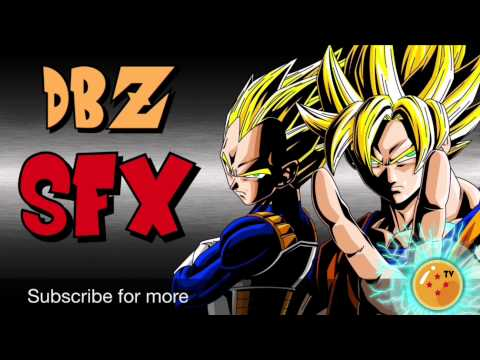 DBZ Instant Transmission Sound effect