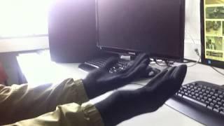 The power of gloves - Best trick 2017