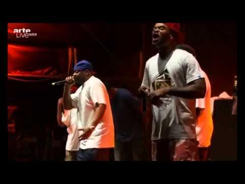 Wu-Tang Clan - Live at Greenville 2013 / Germany - Pro Shot