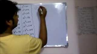 how to find out square root of a number quickly and easily
