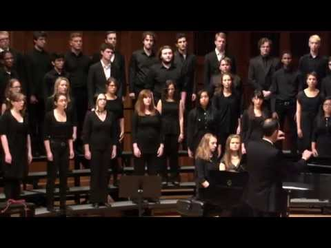 David's Lamentation - Lawrence University Viking Chorale - 10.10.14