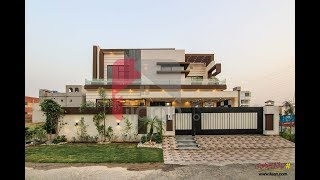 1 kanal house available for sale in Block K, Valencia Housing Society, Lahore - ilaan.com