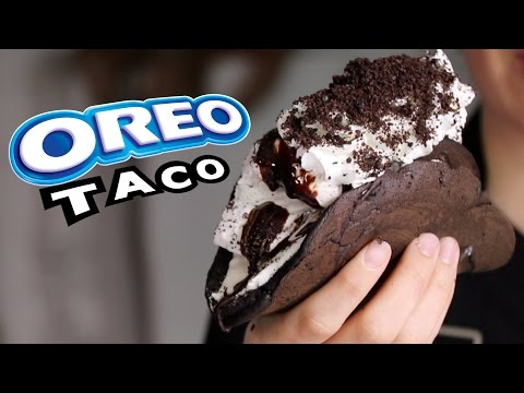 This Couple Just Made Oreo Tacos & You're Definitely Going To Want To Recreate Them
