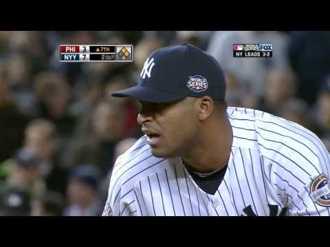 2009 World Series Game 6 - Phillies vs Yankees   @mrodsports