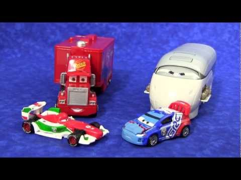 Disney Pixar Cars 2 - More Quick Changers Race Toy Cars by Mattel