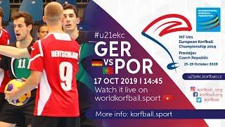 IKF U21 EKC 2019 GER - POR