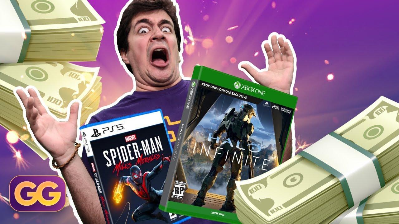 GG - KOLIKO će koštati nove igre?!