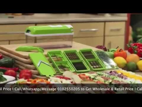 Nicer Dicer Plus Vegetable Fruit Copper MALAYSIA