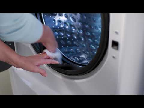 How To Remove Washer Smells & Clean Maytag® Front Load Washers
