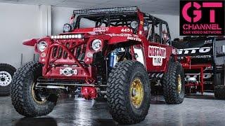 The World's Toughest Jeep - Off Road Evolution's EVO1