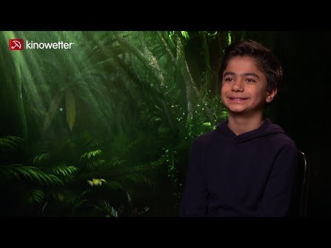 Interview Neel Sethi THE JUNGLE BOOK