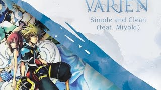 Simple and Clean | Cover by Varien & Miyoki