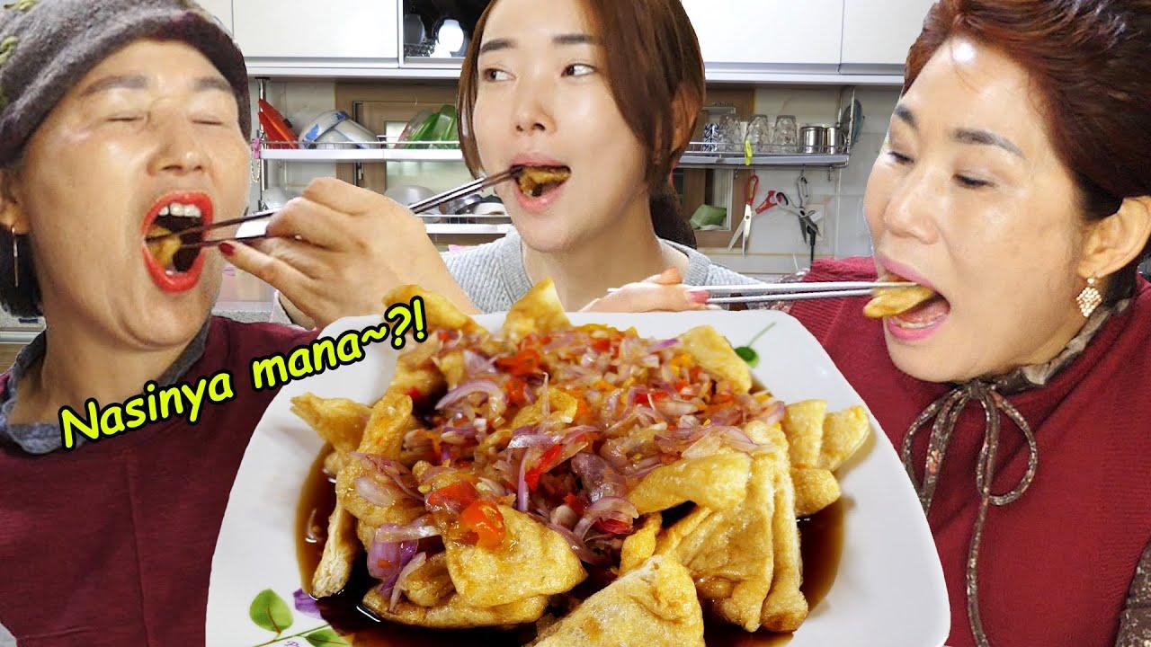 Kasih Tahu Gejrot kpd Orang Korea? Auto cari nasi putih~😋😋