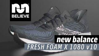 New Balance Fresh Foam 1080 v10 Video Performance Review