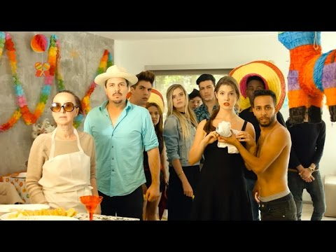 My Big Fat Hispanic Family | Lele Pons, Rudy Mancuso & Anwar Jibawi