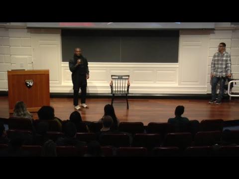 Dreams Never Die:  A Conversation With Super Bowl Champion CJ Anderson
