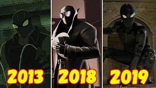 Эволюция Человека-Паука Нуар (2013-2019)