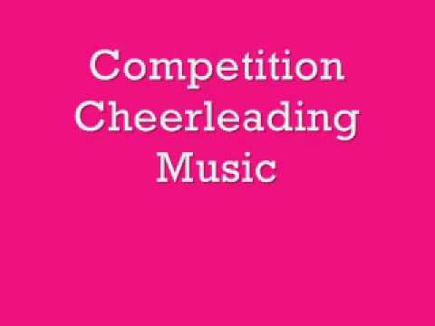 Competition Cheerleading Music