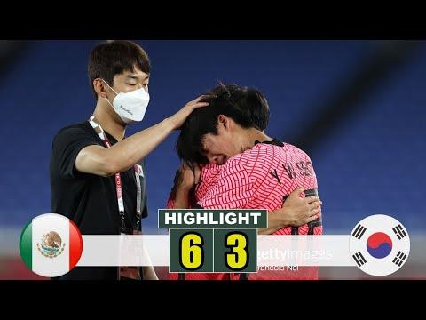 U-24韓国代表準決勝進出ならず。U-24メキシコ代表が計9ゴールの打ち合い制す | U-24メキシコ代表 6-3 U-24韓国代表 2021.07.31