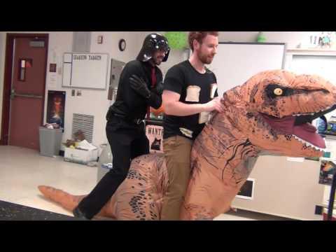 "SHS Lab of Doom - ""Hassle on Hoff"" - Ian Lake and Edward Titmus - 10/31/2016"