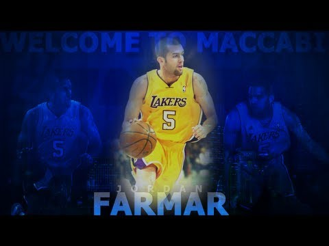 Jordan Farmar, Welcome To Maccabi!