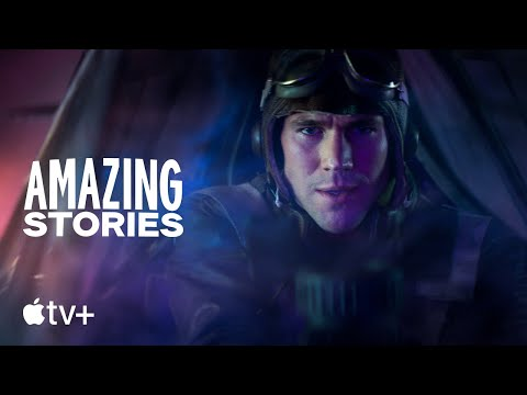 Image result for Steven Spielberg's Amazing Stories Trailer Released by Apple TV+
