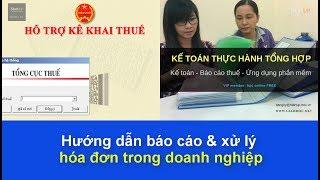 Kế toán thực hành & Báo cáo thuế trong Doanh Nghiệp
