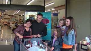 K-EARTH 101 & Stater Bros Harvesting Hope for People & Pets Food Drive 2013