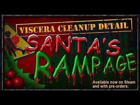 Как играть в Viscera Cleanup Detail Santa's Rampage по сети
