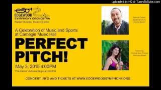 Perfect Pitch! A Celebration of Music and Sports - Radio Interview!
