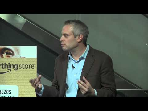 Zillow Speaker Series: Brad Stone, Bloomberg Businessweek Senior Writer
