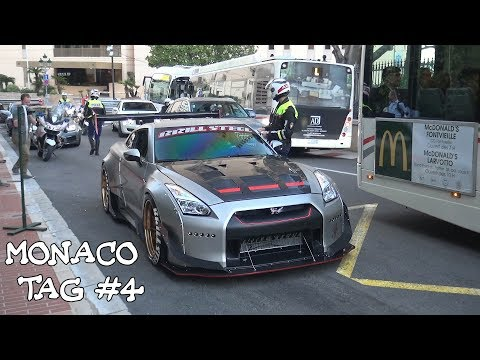 Top Marques Monaco 2018 - Tag 4 | Aggressive Polizei - dennoch Action nachts!