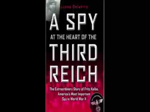 Lucas Delattre   A Spy At Heart Of The Third Reich   Audiobook