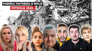 CIJELA REGIJA UZ HRVATSKU 🙏🏼 Anna, Kimi, Omčo i mnogi drugi poslali poruke podrške