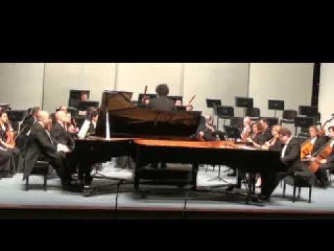 이영칠DVD음반 Mozart two piano concerto