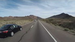 Quartzsite AZ to Fort McDowell AZ - LIVE DRIVE